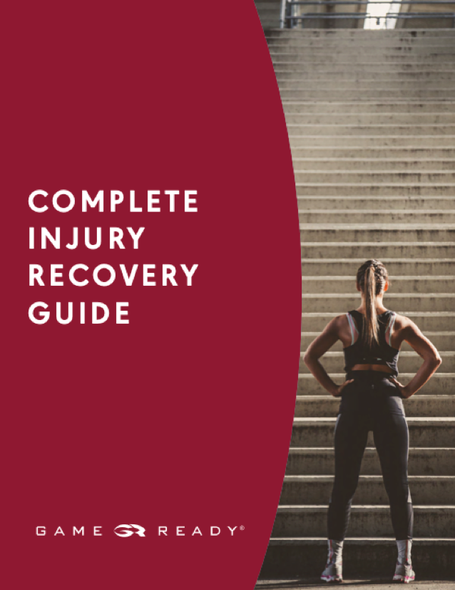 Injury Recovery Guide Ebook Cover